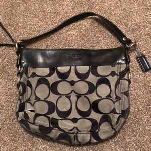 Coach Medium Hobo Purse